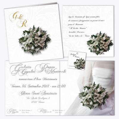 Partecipazione Bouquet